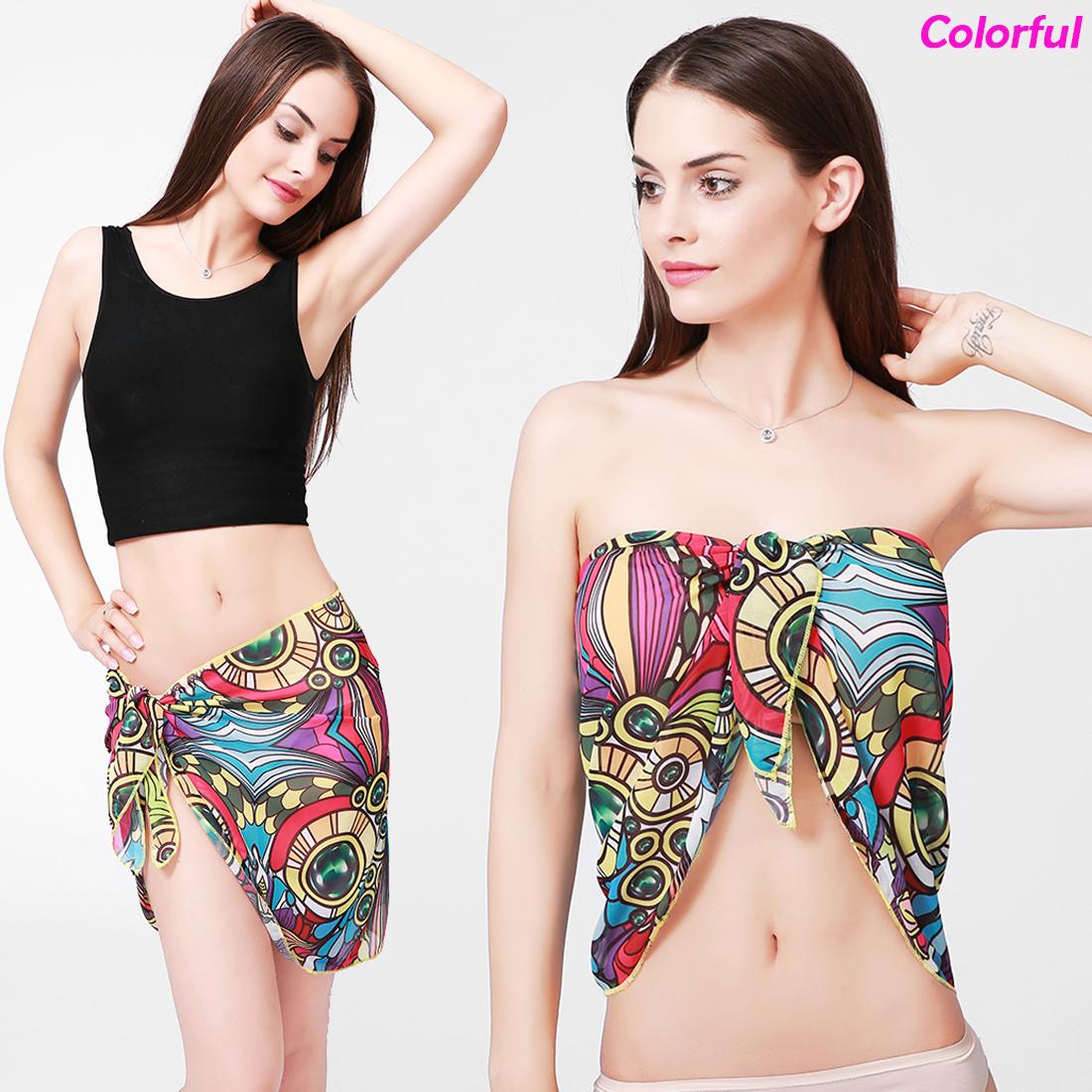 5a49b710a27 Detail Feedback Questions about New Beach Skirt Women Short Sarong ...