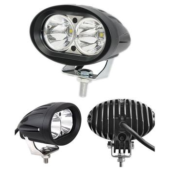 2 pcs 20 W LEVOU Carro Luz de Trabalho Auto 4WD 4X4 SUV ATV Offroad LED Condução Luz de Nevoeiro motocicleta Farol Do Caminhão luz do ponto