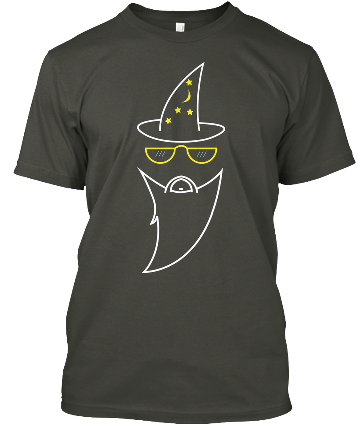 Hipster Wizard - Sp Popular Tagless Tee T-Shirt