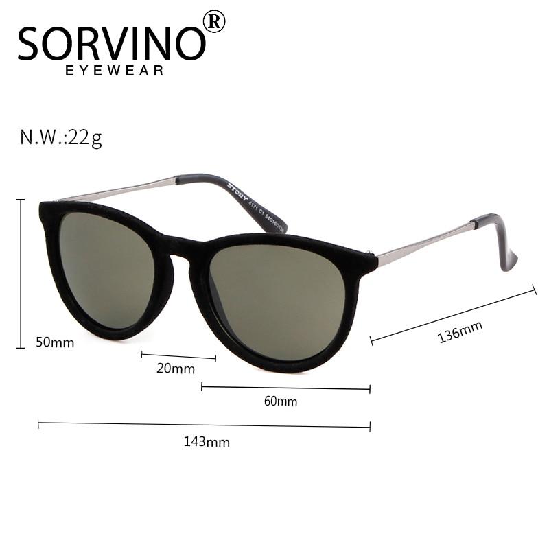 e590da79bf SORVINO Vintage Velvet Mirror Erika Sunglasses Women Men 2018 Brand  Designer Skinny Orange Oval Sun Glasses 90s Big Shades SP105-in Sunglasses  from Apparel ...