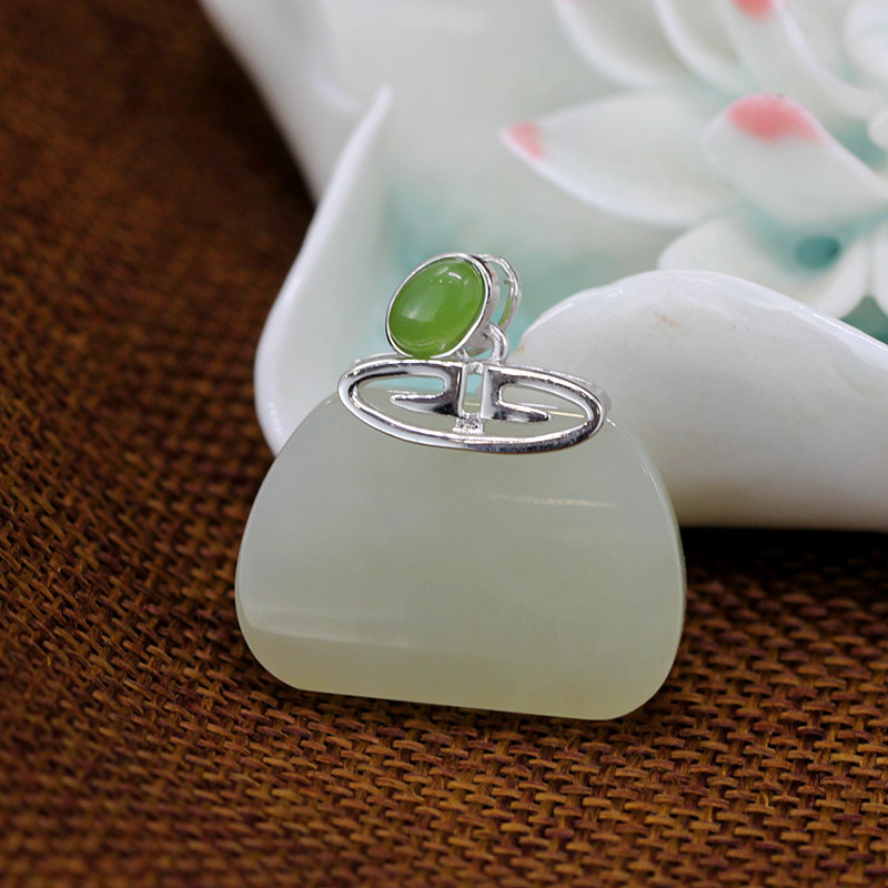 S925 silver jewelry  fashion ladiese  pendantS925 silver jewelry  fashion ladiese  pendant