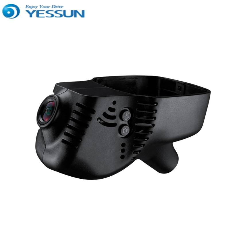 YESSUN For VW Passat / Car DVR Mini Wifi Camera Driving Video Recorder / Novatek 96658 Registrator Dash Cam Original Style for vw touareg 2011 2016 car dvr mini wifi camera driving video recorder novatek 96658 registrator dash cam original style
