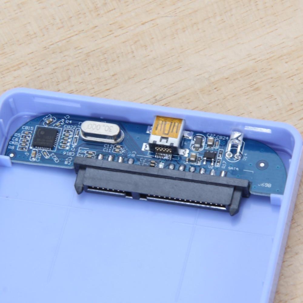 VAKIND 1 stks 2.5 Inch USB3.0 SATA HDD Externe Behuizing Box Case - Externe opslag - Foto 4