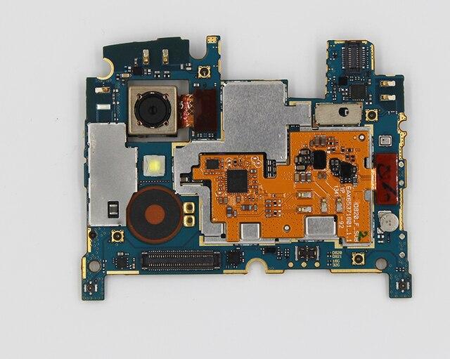 أوديني مقفلة 100% العمل الأصلي مقفلة العمل ل LG Google Nexus 5 D820 32GB اللوحة الأم