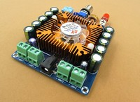 Free Shipping DC12V TDA7850 4 0 Channel Mini HIFI Car Audio Amplifier Board 50W 4