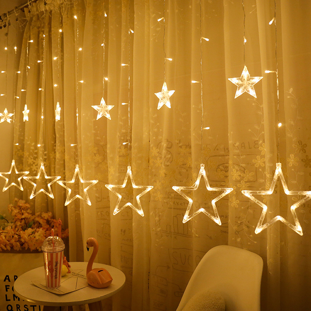 Led String Lights Reject Shop: 8 Modes RGB LED Shopwindow Curtain String Lights 3m LED