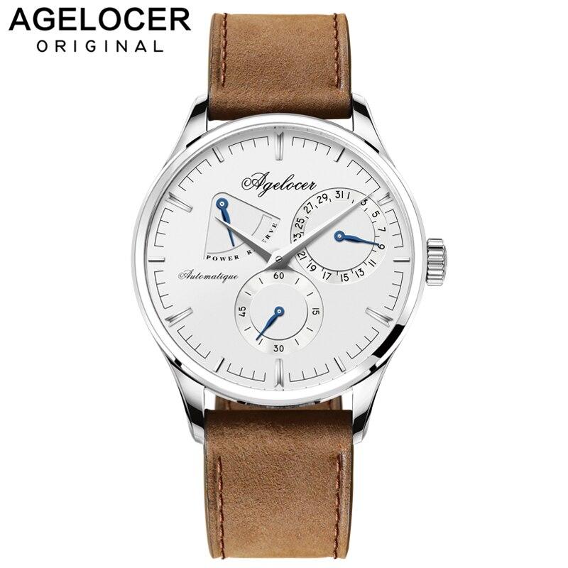 New Design Swiss Creative Watch Men Automatic Casual Watches European Design Power Reserve 42 Hours Relogio Male Relojes  Наручные часы