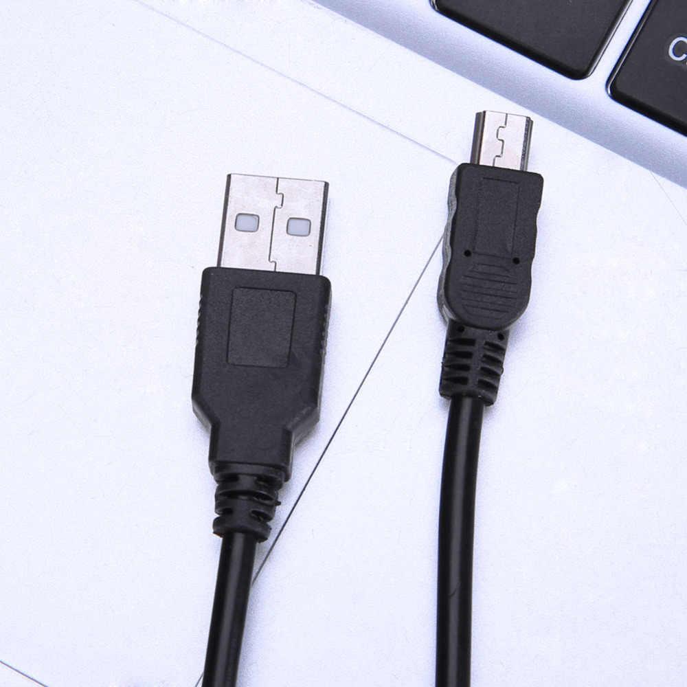 Alloyبالدخول لوحة ألعاب كابل 1 1.8 متر/5.91ft USB مزامنة البيانات كابل شحن الحبل لسوني PS3 لوحة ألعاب s Contoller