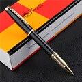 Di alta Qualità Picasso Pimio 918 Nero e Oro Clip Rullo di Penna con DELL'UNITÀ di ELABORAZIONE Originale di Regalo Scatola di Cancelleria Per Ufficio A Sfera penne