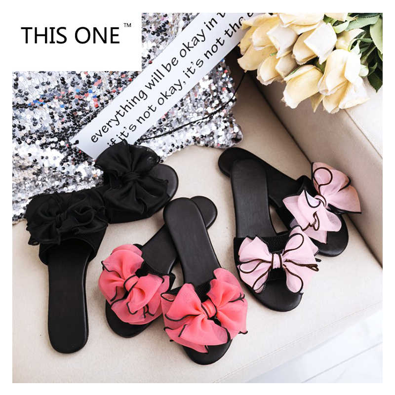 Summer Casual Outside Women Slippers 2018 Fashion Leisure Female Ladies Shoes Footwear Beach Flat Summer Women Shoes