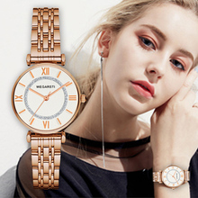 Купить с кэшбэком  NOBDA Women Watches Women Top Famous Brand Luxury Casual Quartz Watch Diamonds Wristwatch Ladies Clock Leopard relogio feminino