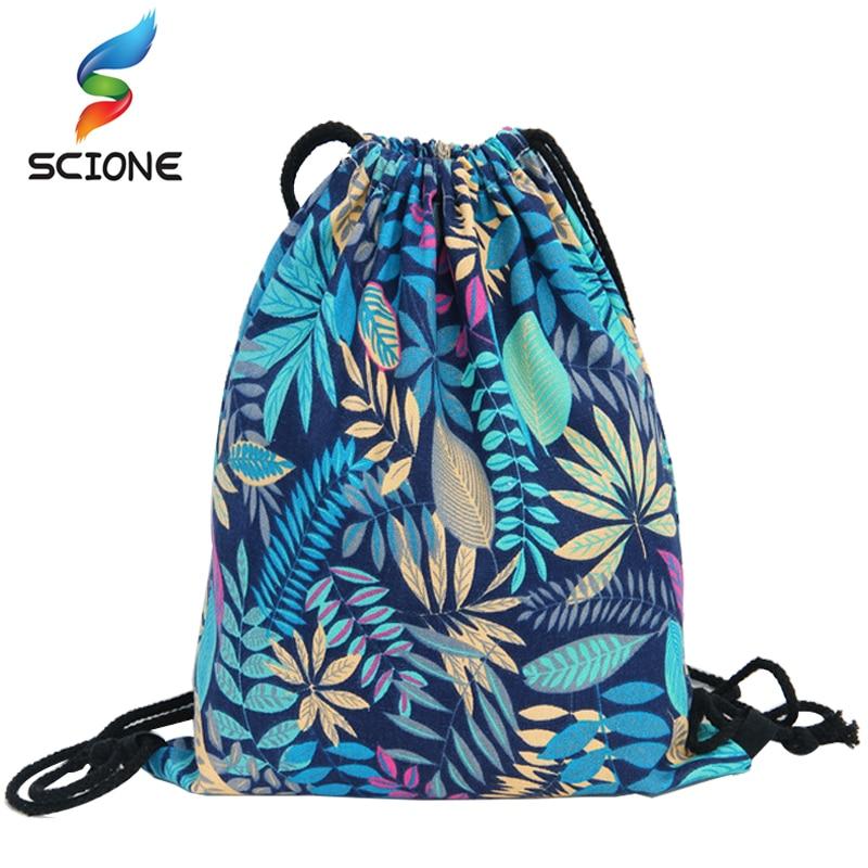 62a61616c27a Mens Outdoor Large Capacity Waterproof Canvas Gym Bags Women Sport Bag  Fitness Backpack Handbag Yoga Sport Backpack