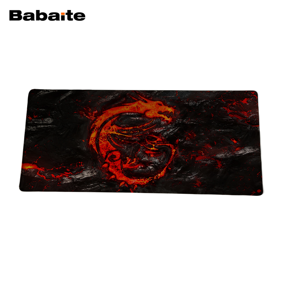 Hot Sales Mouse Pads For Msi Gaming Large Mouse Pad