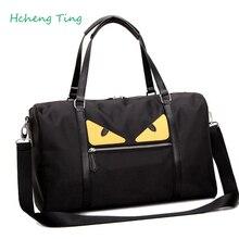 New Little Monster Bags Shoulder Diagonal Bag Large Capacity Travel Bag Men and Women Travel Bag