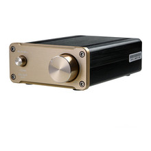 Finished SMSL SA-36A Pro 20W*2 Hifi TPA3118D2 Digital Audio Power Amplifier (Golden) without power supply