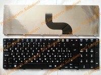 מקלדת רוסית חדשה עבור acer aspire 5342 5349 5350 5410 5536 5538 מחשב נייד ru שחור