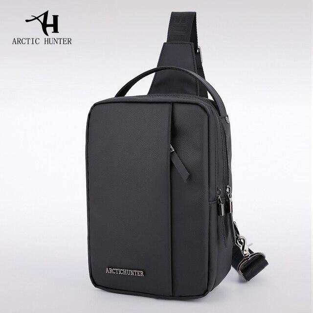 Arctic Hunter 2017 Crossbody Bags For Men Messenger Chest Bag Pack Casual Waterproof Nylon Single