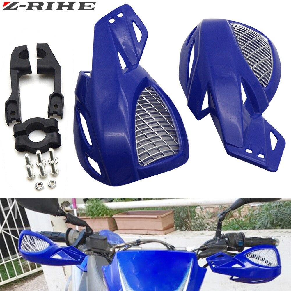 Общие 22 мм 7/8 Handguards руль мотоцикла рука гвардии пригодный для Триумф daytona765r 2009 2010 2011 2012 848 999 ducati