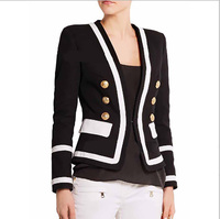 Blazer Mujer Flying Roc 2019 Hot Sale High Quality Women Blazer Sleeve Feminino Mujer Femme Office Lady Suit Casual Jackets