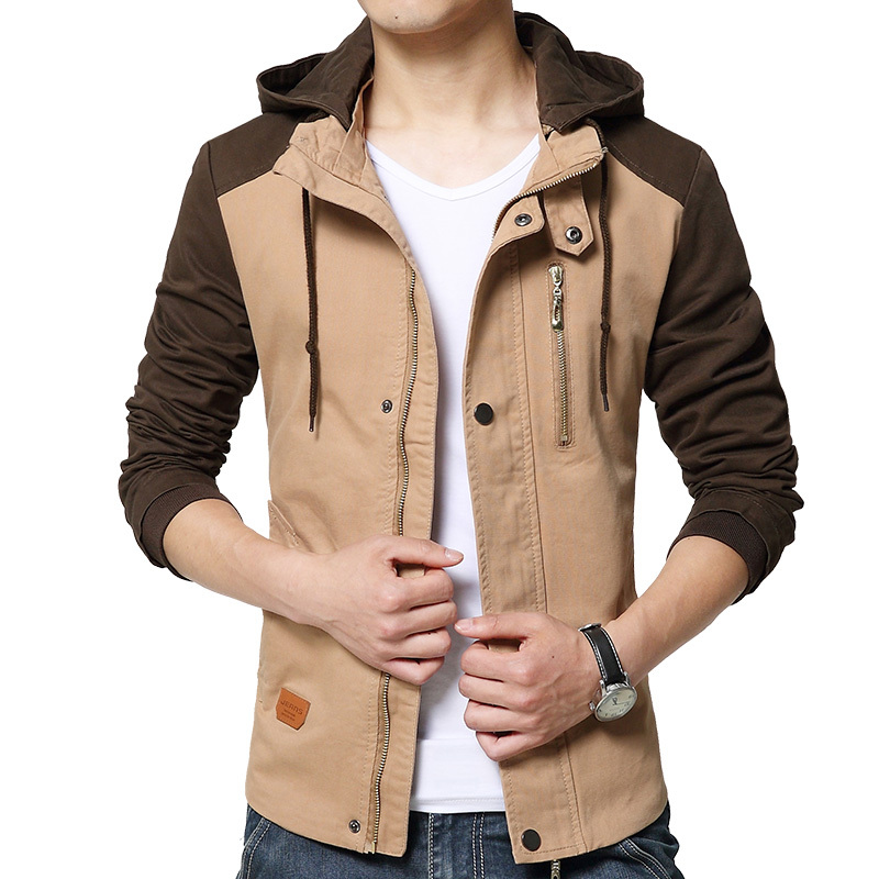 8df6e5397 New Style 2017 Men Jacket Men Winter Warm Cotton Comfortable Coat Long  Sleeve Slim Fit Jacket-in Jackets from Men's Clothing on Aliexpress.com |  Alibaba ...