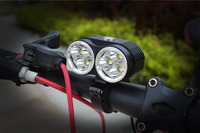 10000 Lumen Waterproof 6 CREE XM L T6 LED Bicycle Light Bike Light Lamp