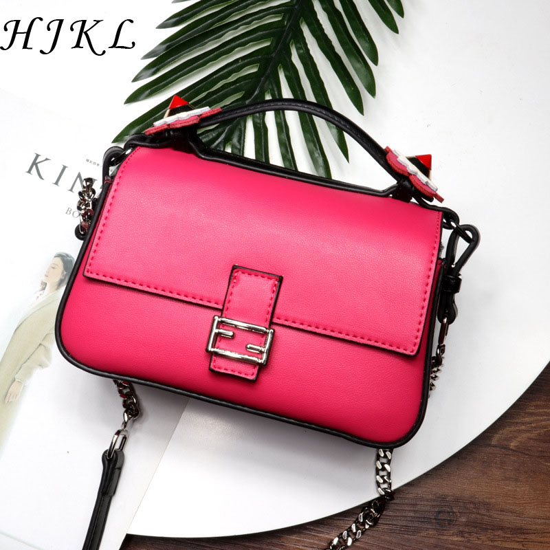 Genuine Leather Shoulder Bag Women Handbag Side Bags Small for Ladies Hand Pink Crossbody Chain Handbag Luxury Designer CreativeGenuine Leather Shoulder Bag Women Handbag Side Bags Small for Ladies Hand Pink Crossbody Chain Handbag Luxury Designer Creative