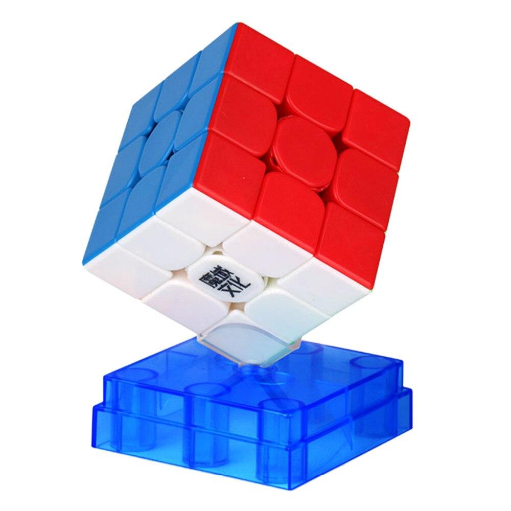 YJ8201 Cube carré de Cube magique de WeiLong de Moyu