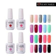 Arte Clavo Choose 1 Pcs From 220 Colors 15ml Gel Polish Nail Art UV Gel Led Lamp Nail Gel Polish Top Gel Nails