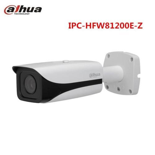 DAHUA original 4K IP Camera H.265 12MP Ultra HD PoE IP67 IR IPC-HFW81230E-Z replace IPC-HFW81200E-Z Bullet Network camera original dahua dh ipc ebw81200 12mp ultra hd metal waterproof shell ir network fisheye camera ip67 ipc ebw81200