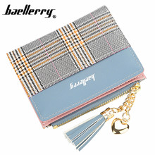 2019 New Women's Cute Fashion Purse Leather Long Zip Wallet Coin Card Holder Soft Leather Phone Card Female Clutch 083Q