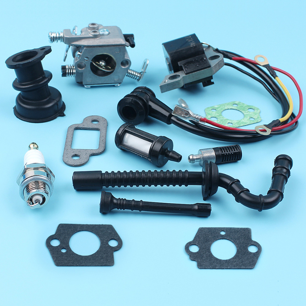 023 L Manifold for STIHL 021 025 023 MS 210 MS 230 #11231412200 MS 250
