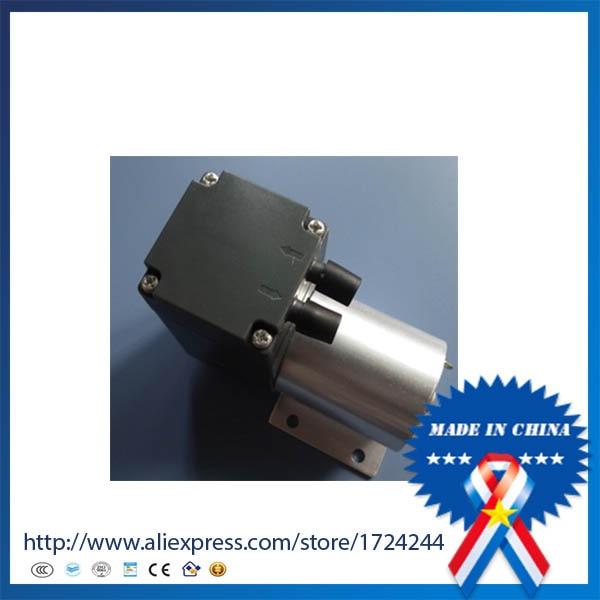 DC 24V micro diaphragm pump mini water pump -80kpa Vacuum pump Air Gas with 1m silicone Pipe