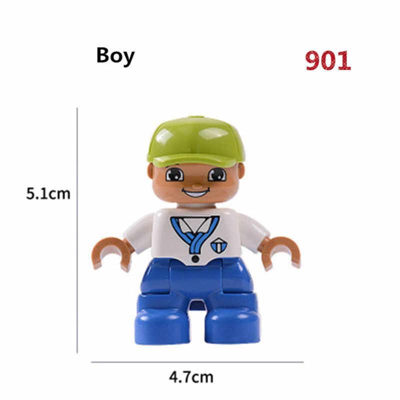Diy pociąg miejscu klocki kompatybilne z części marki akcesoria edukacyjne zabawki dla dzieci boże narodzenie prezenty