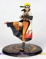 21 cm Nhật Bản Anime Hình Megahouse GEM Naruto hành động Uzumaki Naruto 7 polegada PVC hình Anime Đồ chơi trẻ em cho bộ sưu tập