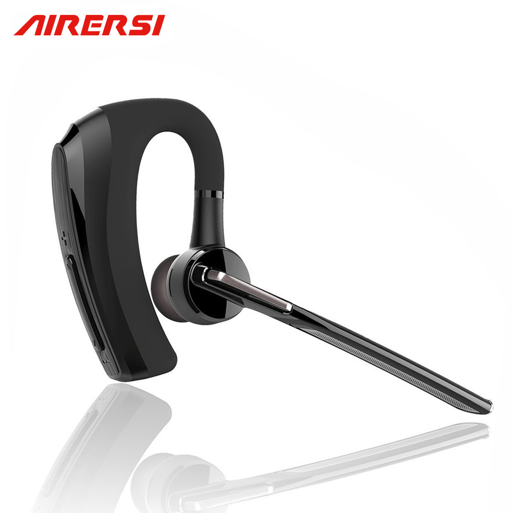Newest V8 Bluetooth Headset Handfree Wireless Mini Earphone Bluetooth V4.1 Business Office Music Sports Headphones