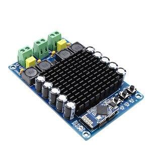 Image 4 - XH A102 New 4.1 HD Bluetooth TDA7498 DC12 24V 100W + 100W  high power digital amplifier board B6 002