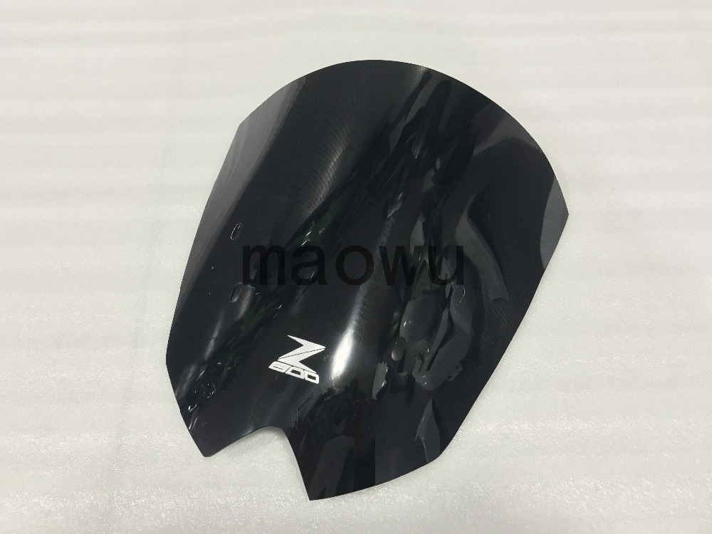 Motorcycle high quality ABS rear fender modified parts Fairing color windshield fit for Kawasaki Z800 .
