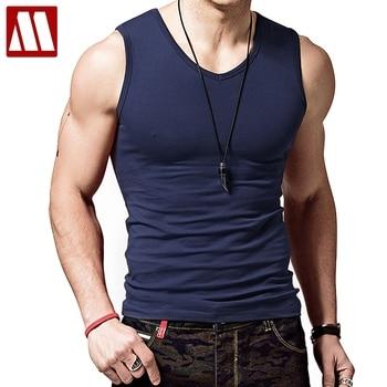 Casual Sleeveless Fitness Bodybuilder T-Shirt