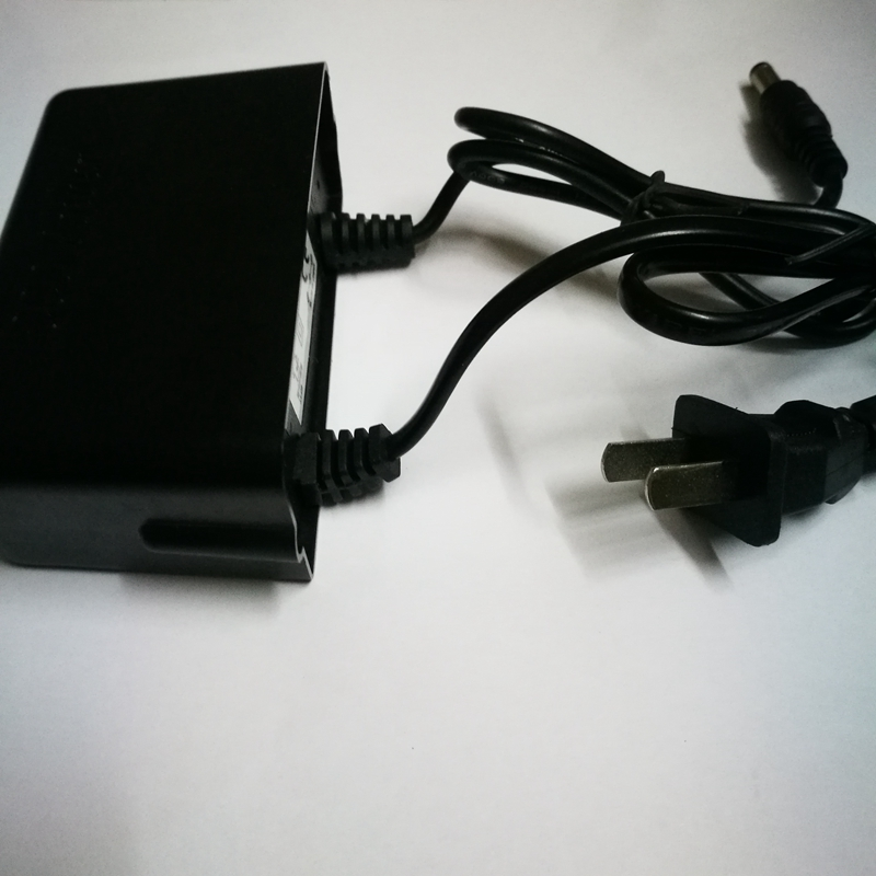 DOLMOBILE Outdoor Switching AC 100-240V to DC 12V 1A 5.5*2.5mm / 5.5x2.1mm Power Supply Adapter for CCTV Camera Monitor