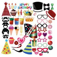 56pcs Set DIY Bachelorette Party Photo Booth Props Girls Night Out Hen Party Decoration Kits Wedding