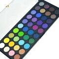 2017 Mais Novo Maquiagem Cosméticos Nu Eyeshadow Palette Professional 40 Full Color Shimmer Matte Sombra Pigmento Maquiagem Conjunto Kit