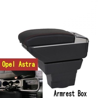 For Opel Astra gtc Armrest box central Store content Astra armrest box