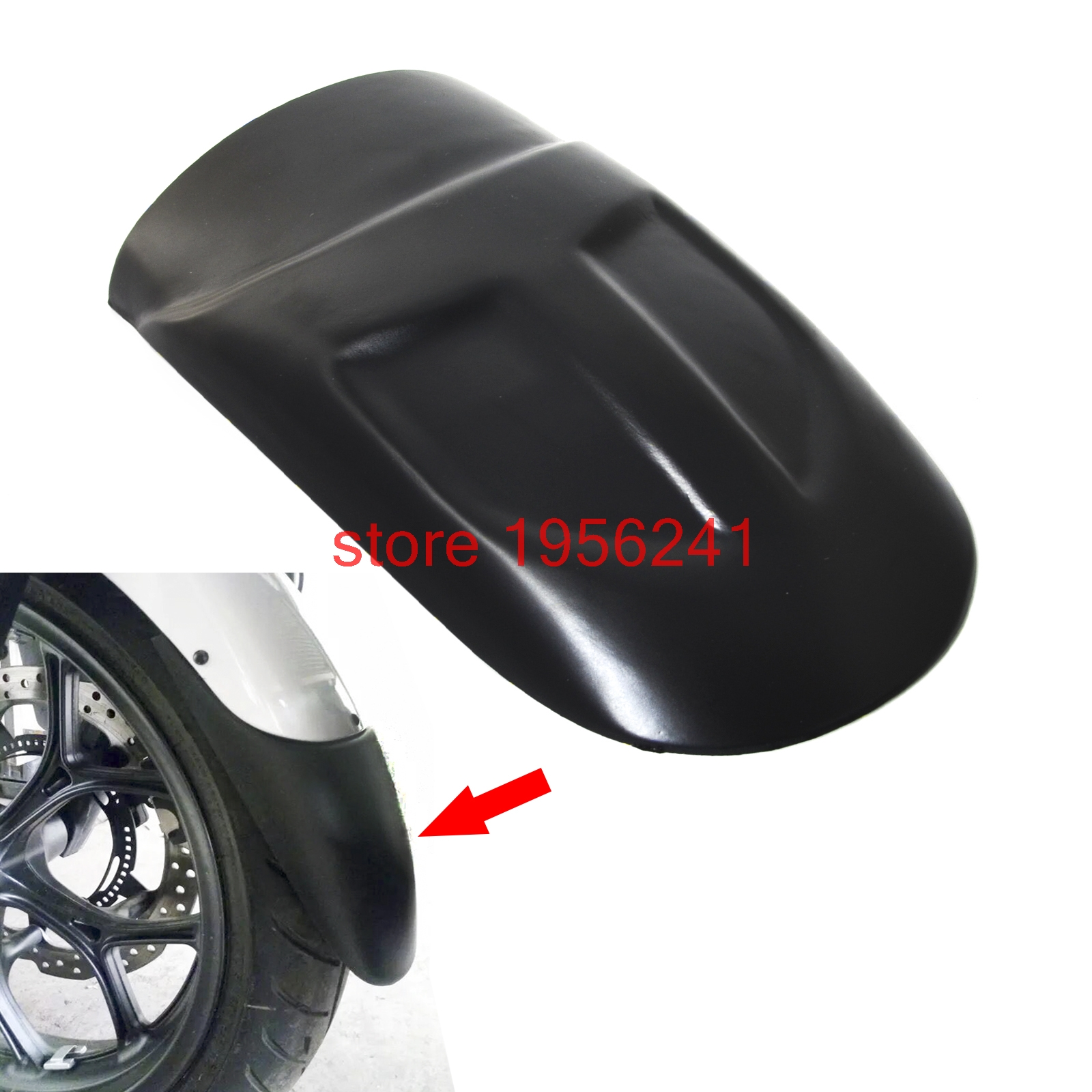 Motorcycle Front fender extension for Yamaha MT-09 MT09 FZ-09 FZ9 2014 2015 2016 motorcycle front fender extension extender for yamaha mt09 fz09 2014 2015 2016 mt fz 09