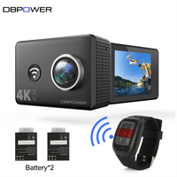 DBPOWER Original EX5000 WIFI Series Action Camera Waterproof 1080P 30fps Action Cam Sport Camera Helmet Go