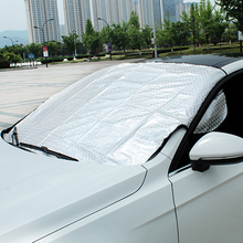 Folding Extra Large Windshield Sun Shade High Quality Car Truck SUV Van Window Visor