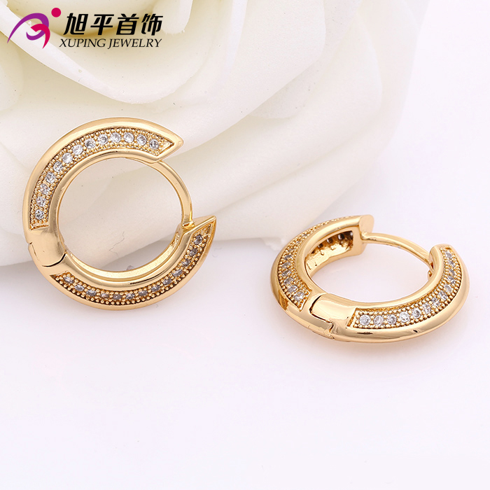 Xuping High Quality Earrings Charm Fashion Design for Girl Women ...