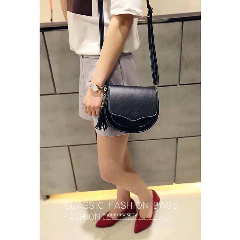 bonito sling bolsa mulheres sacolas Leather Bags Women : Bucket Bag