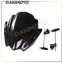 for Yamaha MT-07 MT07 FZ-07 MT-09 MT09 FZ-09 FJ-09 Tracer MT-125 Motorcycle Windscreen Windshield  Viser VIsor Front Glass