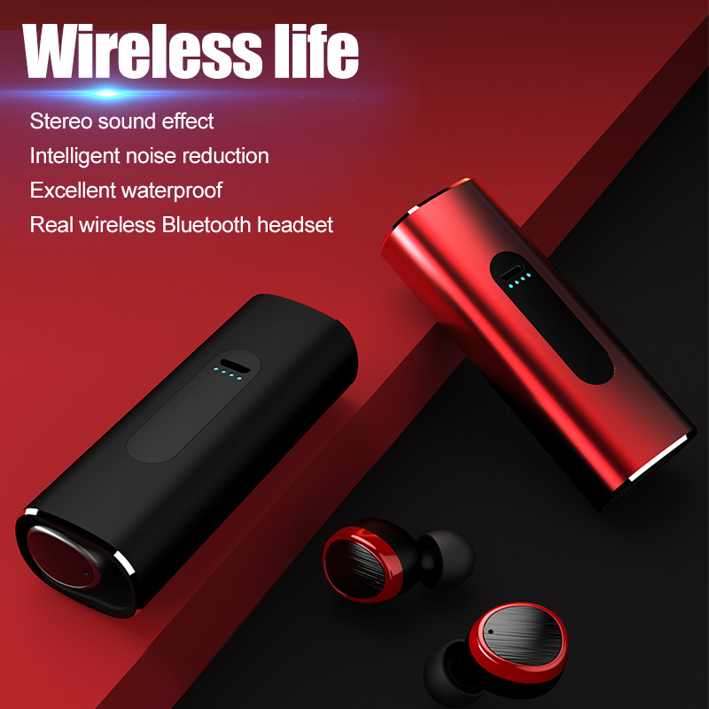 Flanagan Mini 3D TWS 5.0 Bluetooth Earphone True Wireless Stereo Earbuds With Mic Portable HiFi Deep Bass Sound Dual HeadsetFlanagan Mini 3D TWS 5.0 Bluetooth Earphone True Wireless Stereo Earbuds With Mic Portable HiFi Deep Bass Sound Dual Headset