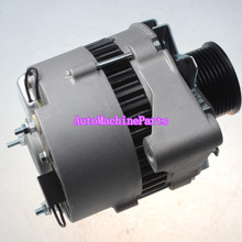 Генератор RE506197 подходит для двигателя John Deere 6059 6068 5.9L 12V 70A